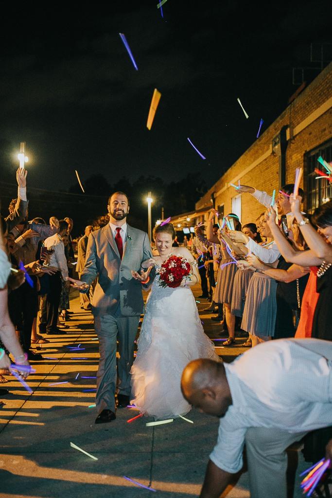 Stephanie Rose Photography Blog - Raleigh Durham Wedding Photographer - NC State University Inspired Wedding Fall 2016