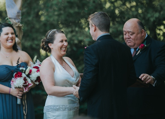 Stephanie Rose Photography Blog - Raleigh, NC Wedding Photographer - Erin & Stan's Rustic Wedding at Cedar Grove Acres in Creedmoor, NC, October 2016